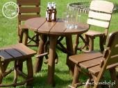 Stół okrągły Ø80cm